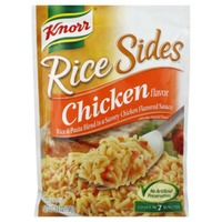 Knorr Chicken Flavor Rice Sides