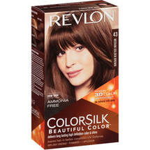Colorsilk Beautiful Color Hair Color Kit #43 Medium Golden Brown