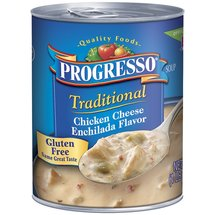 Progresso Traditional Chicken Cheese Enchilada Soup
