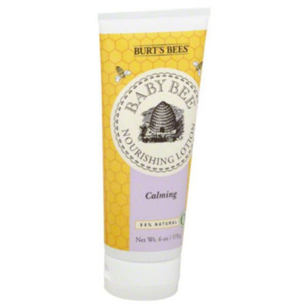 Burt's Bees Baby Bee Nourishing Lotion Calming