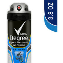 Degree Men Extreme Dry Spray Antiperspirant