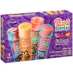 PhillySwirl Swirl Popperz Italian Ice Flavored Squeeze Up Tubes