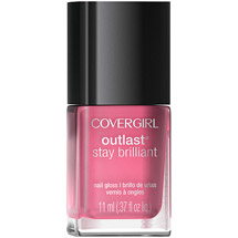 CoverGirl Outlast Stay Brilliant Nail Gloss 141 Bon Bon