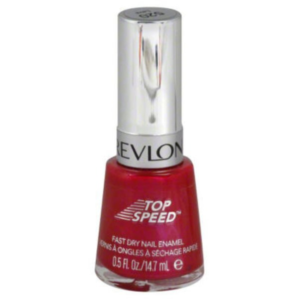Revlon Top Speed Nail Enamel - Lava 520