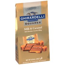 Ghirardelli Chocolate Squares Milk and Caramel