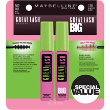 Maybelline New York Great Lash Mascara Set