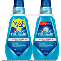 Crest Pro-Health Multi-Protection Refreshing Clean Mint Oral Rinse (Pack of