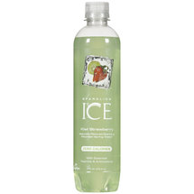 Sparkling Ice Kiwi Strawberry Sparkling Mountain Spring Water