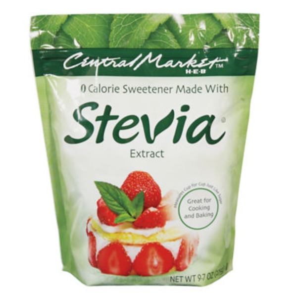 Central Market Stevia Extract Pouch
