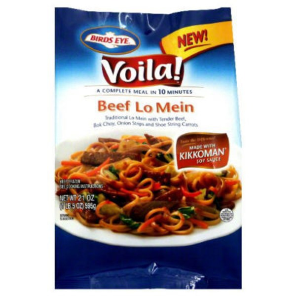 Birds Eye Beef Lo Mein
