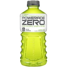 Powerade Zero Calorie Lemon Lime Ion4 Sports Drink 32 Fl Oz