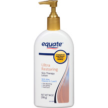 Equate Ultra Restoring Skin Therapy Lotion