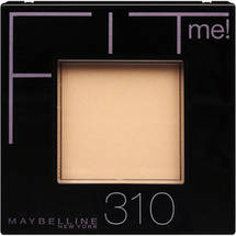 Maybelline New York Fit Me Powder Sun Beige 310