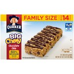 Quaker Big Chewy Chocolate Chip Granola Bars