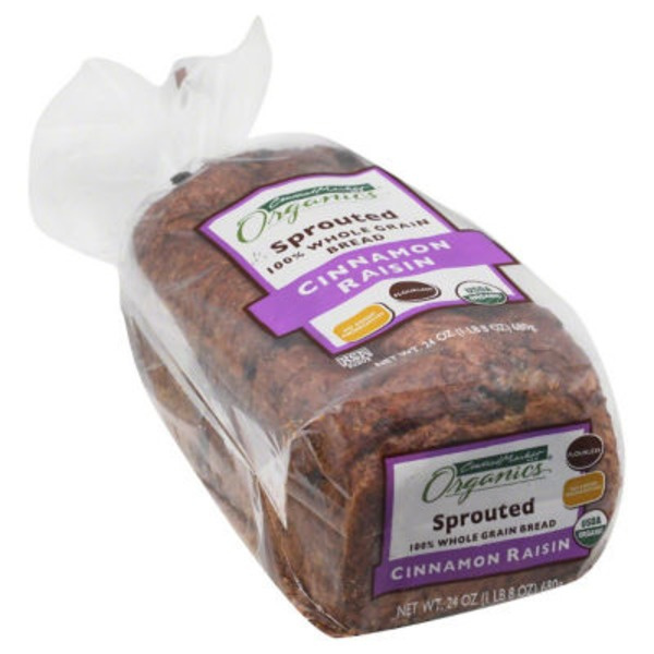 Central Market Cinnamon Raisin Bread