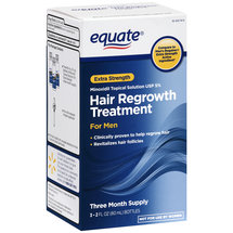 Equate Extra Strength Hair Regrowth Topical Solution for Men