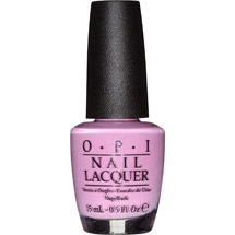 OPI Nail Lacquer NL H48 Lucky Lucky Lavender