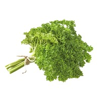 Organic Curly Parsley, Bunch