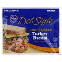 Kroger Deli Style Lean Honey Smoked Turkey Breast