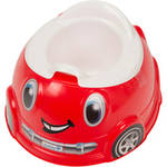 Safety 1st Fast and Finished Car Potty Red