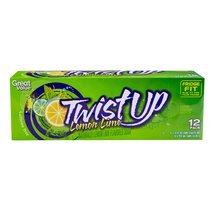 Twist Up Lemon Lime Caffeine Free Soda