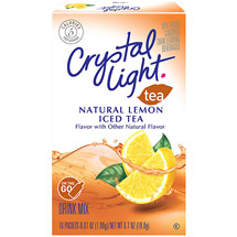 CCrystal Light On The Go Sugar Free Iced Tea Mix