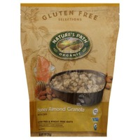 Nature's Path Organic Gluten Free Selections Honey Almond Granola with Chia