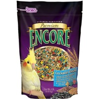 Brown's Encore Cockatiel Food