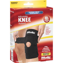 Mueller Sport Care Adjustable Knee Support One Size