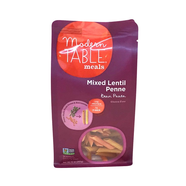 Modern Table Meals Bean Pasta, Mixed Lentil Penne