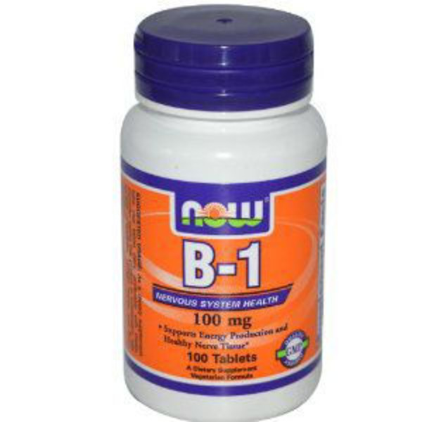 Now B 1 100 Mg Tablets