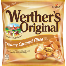 Werthers Creamy Caramel Hard Candies