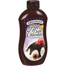 Smucker's Hot Dark Chocolate Topping