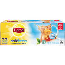 Lipton Cold Brew Pitcher Size Tea Bags