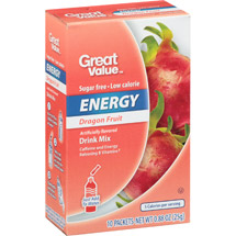 Great Value Dragon Fruit Energy Drink Mix