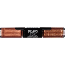 Revlon Photoready Eye Art Shadowith Sparkle Duo 090 Burnished Bling