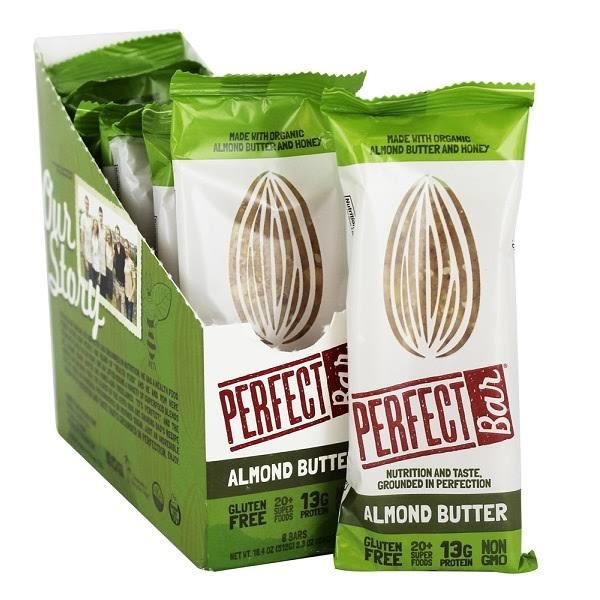 The Perfect Bar Perfect Bar Almond Butter Protein Bar