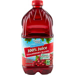 Great Value 100% Cranberry Juice 64 Fl Oz