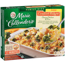 Marie Callender's Comfort Bakes Cheesy Chicken & Rice