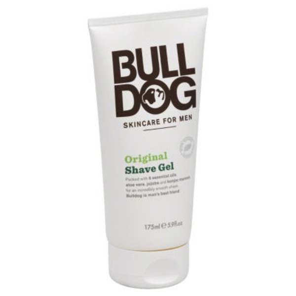 Bulldog Shave Gel, Original