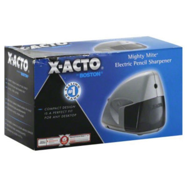 X Acto Electric Mighty Mite Pencil Sharpener