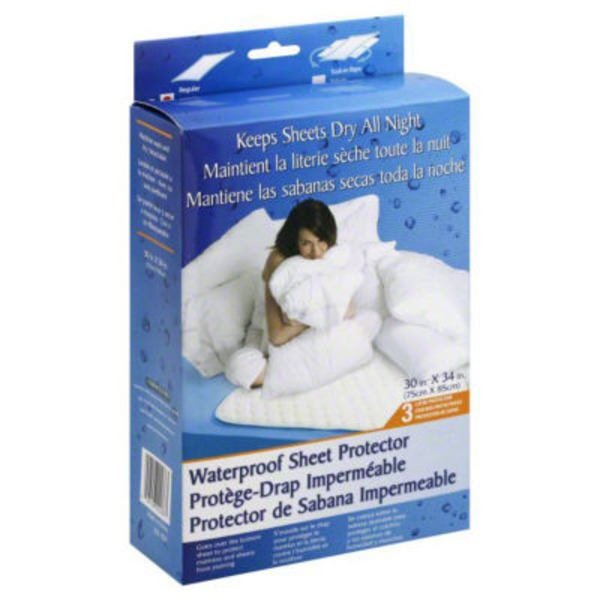 CVS Pharmacy Waterproof Sheet Protector
