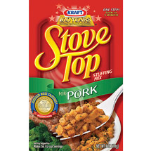 Kraft Stove Top Pork Stuffing Mix