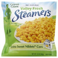 Green Giant Extra Sweet Niblets Corn Valley Fresh Steamers