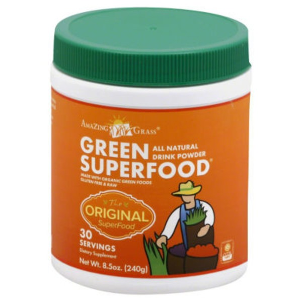 Amazing Grass Original Green SuperFood Powder