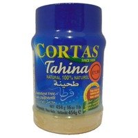 Cortas 100% Natural Tahini
