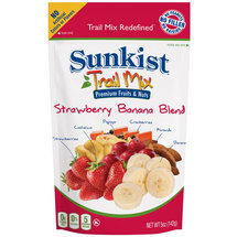 Sunkist Strawberry Banana Blend Trail Mix