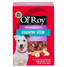 Ol'Roy Country Stew Dog Pouch