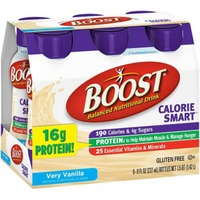 Boost Calorie Smart Balanced Nutritional Drink, Rich Chocolate