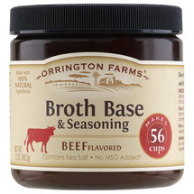 Orrington Farms Beef Flavored Broth Base & Seasoning
